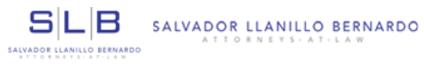Salvador Llanillo & Bernardo logo