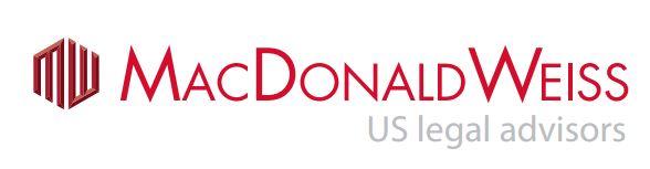 Event Sponsor: MacDonald Weiss PLLC