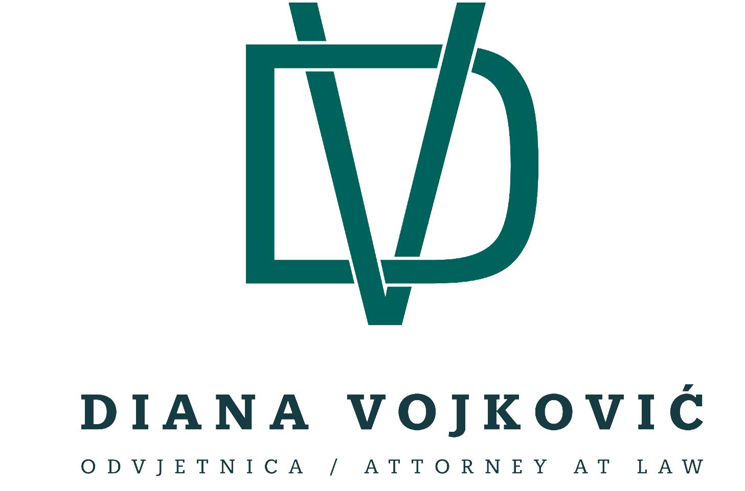 Diana Vojković logo