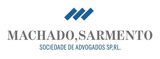 Machado, Sarmento – Sociedade de Advogados, SP, RL logo
