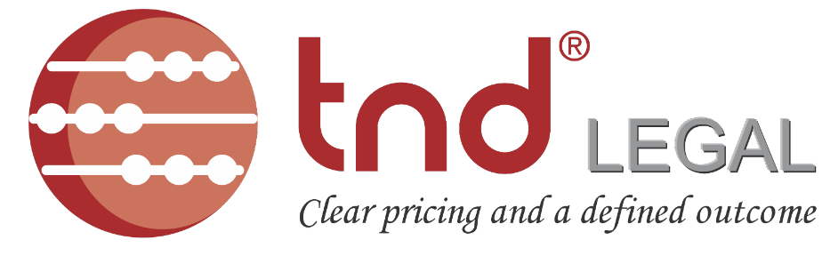 TND Legal logo
