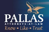 Pallas Attorneys-at-Law logo