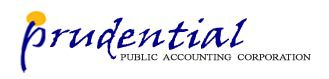 Prudential Public Accounting Corporation logo