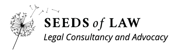 Seeds of Law logo
