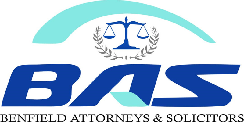 Benfield Attorneys and Solicitors (BAS) logo