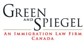 Green and Spiegel logo
