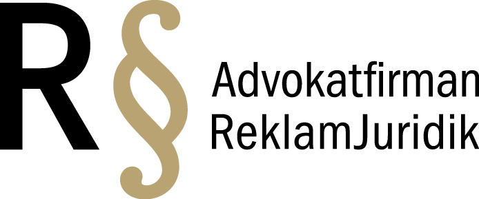 Advokatfirman ReklamJuridik AB logo