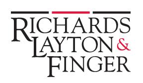 Richards, Layton & Finger, P.A. logo