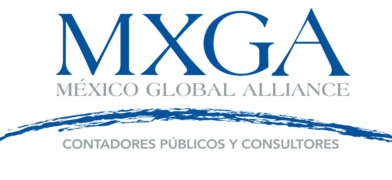 MXGA, Mexico Global Alliance. logo