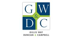 Gillis Way Duncan & Campbell