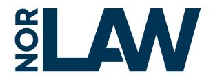 Norlaw GmbH logo