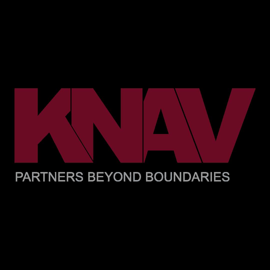 KNAV logo