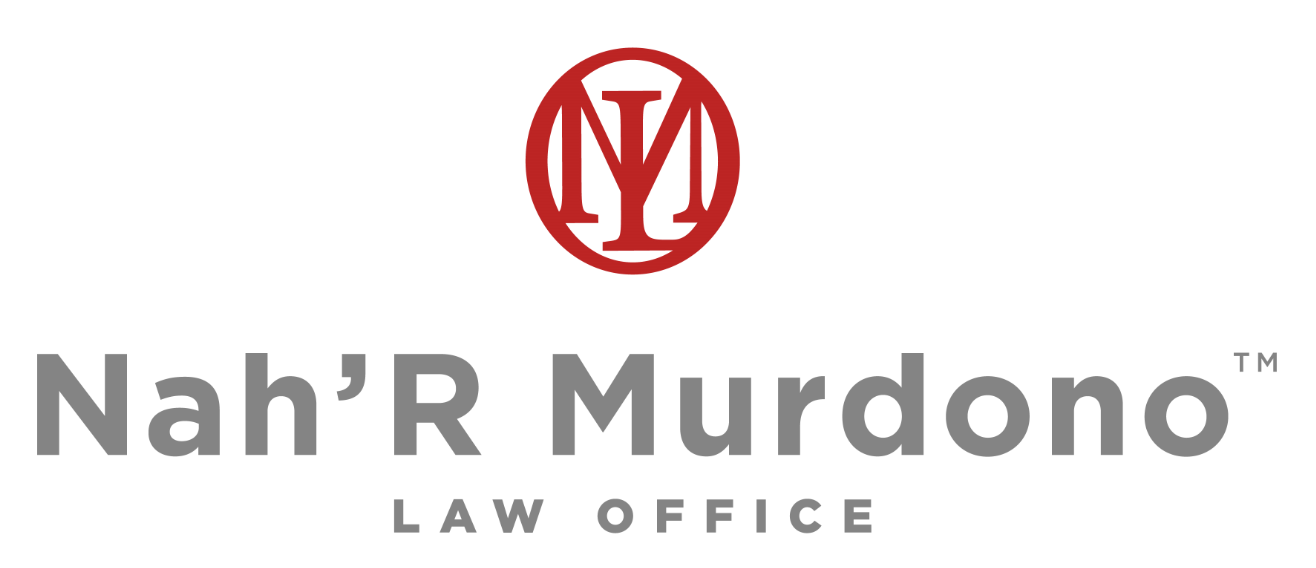 Nah'R Murdono Law Office logo