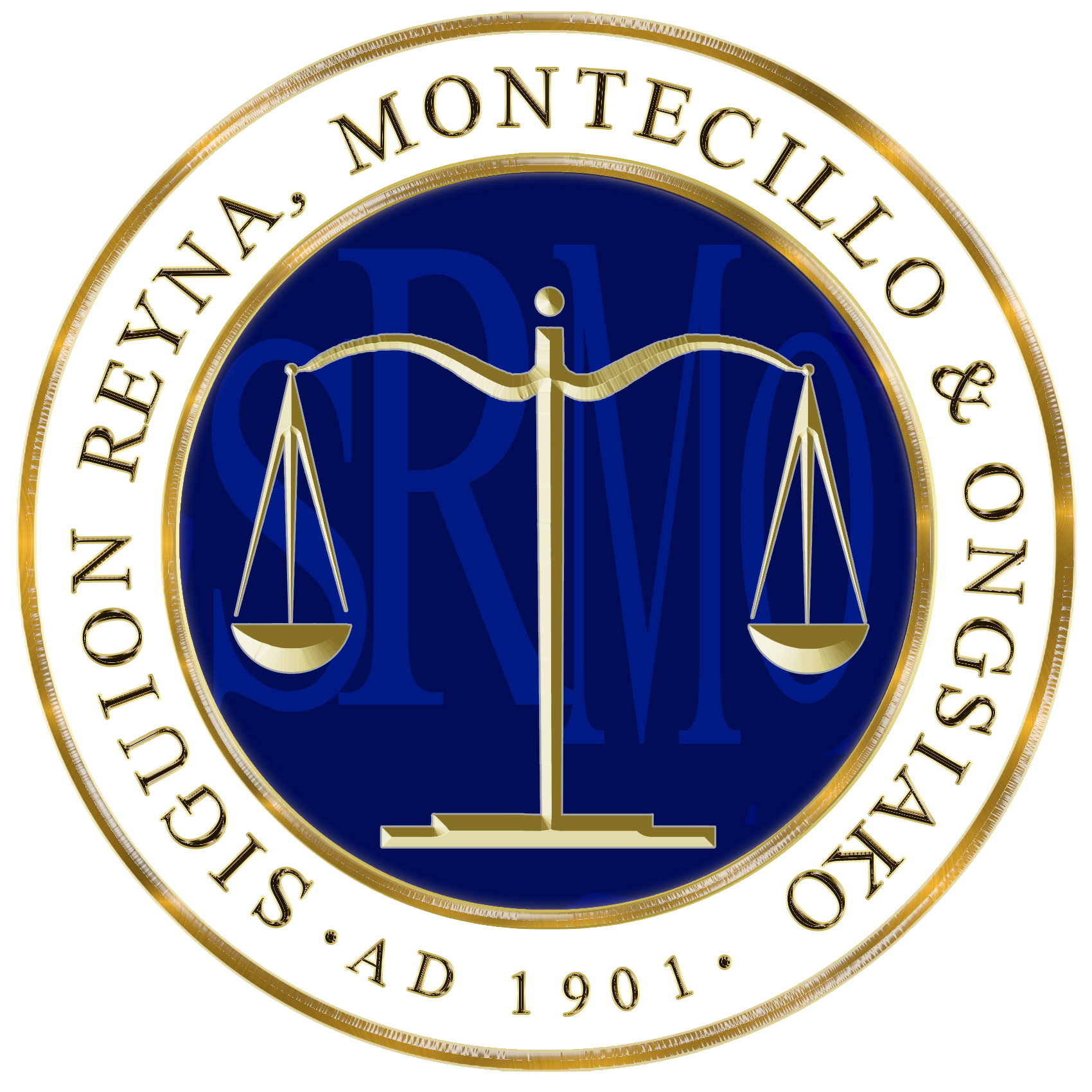 Siguion Reyna Montecillo & Ongsiako logo