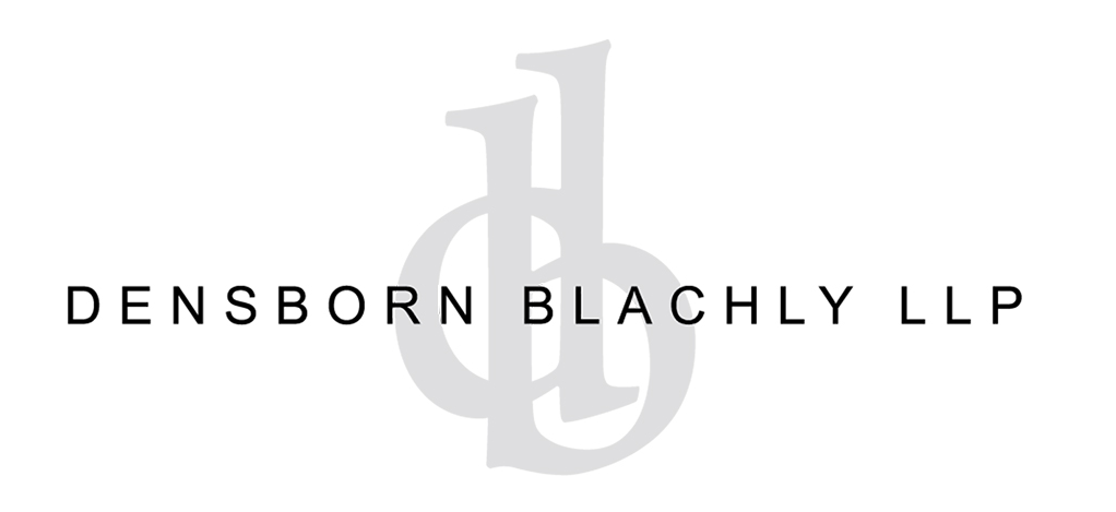 Densborn Blachly LLP logo