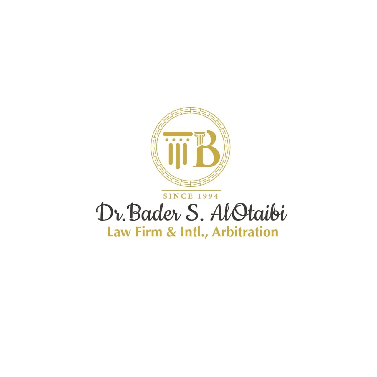 Dr.Bader S. Al Otaibi Law Firm & Intl. Arbitration logo