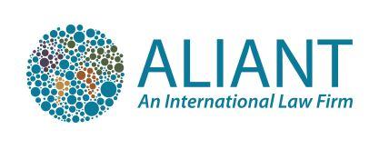 Law firm ALIANT Tarvainyte Vilys Bitinas logo