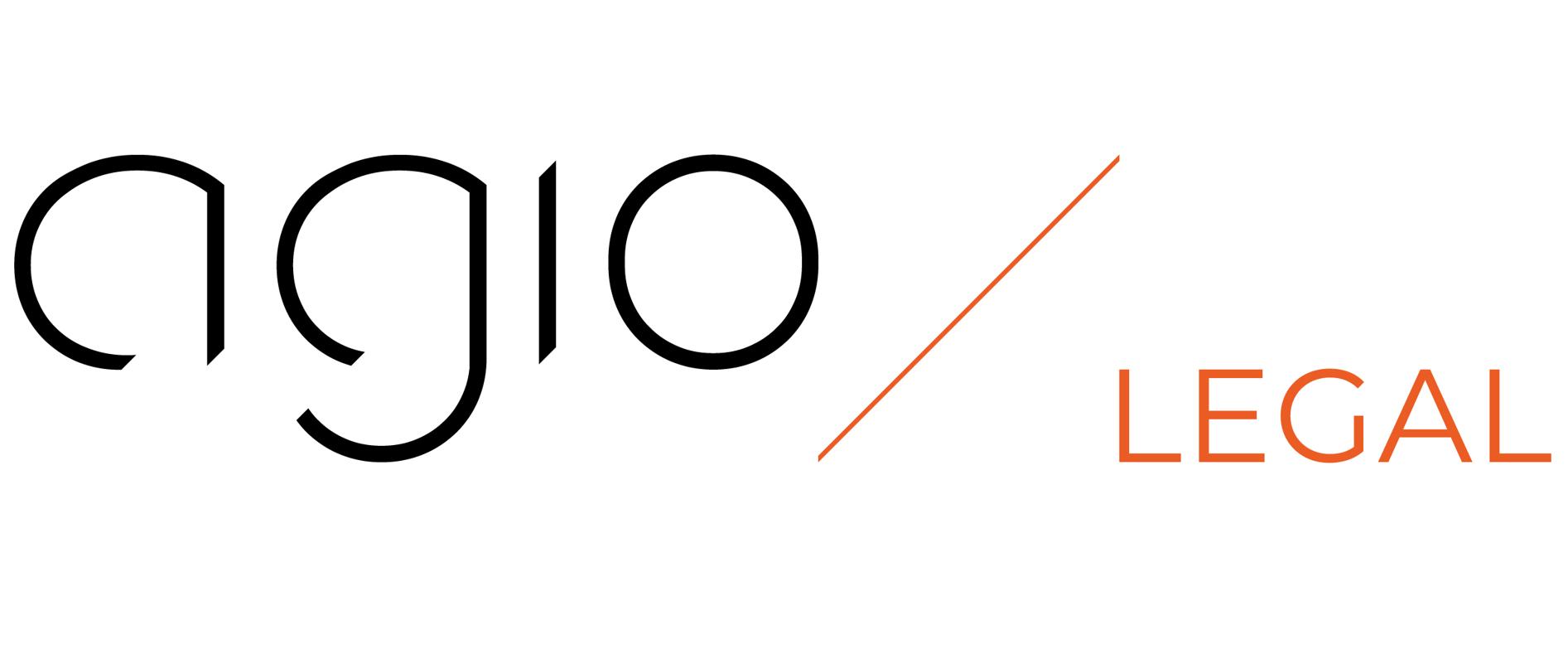 agio LEGAL logo