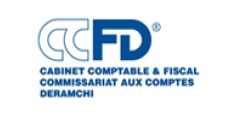 Cabinet Comptable & Fiscal Deramchi logo
