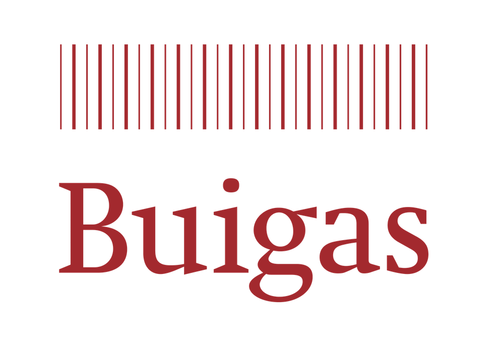 Bufete B. Buigas logo