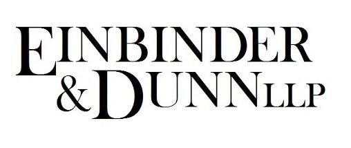 Einbinder & Dunn LLP logo