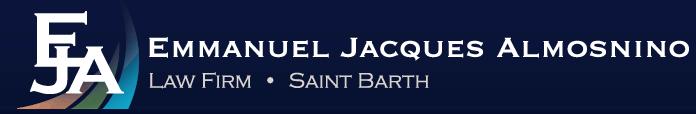Emmanuel Jacques Almosnino law firm logo