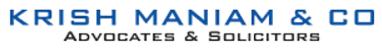 Krish Maniam & Co logo