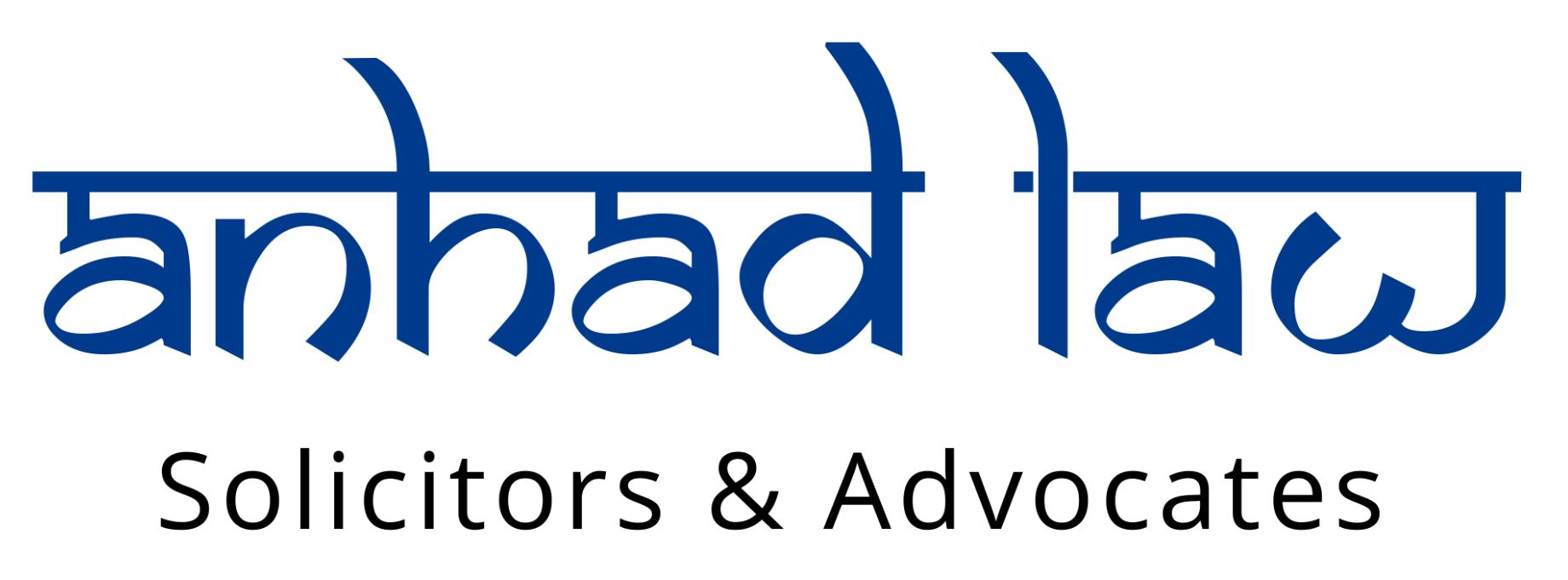 Anhad Law logo