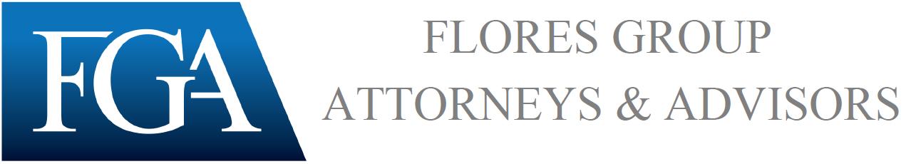 The Flores Group logo