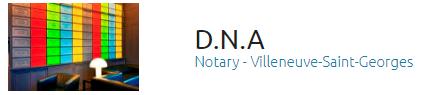 SELARL DNA NOTAIRES logo