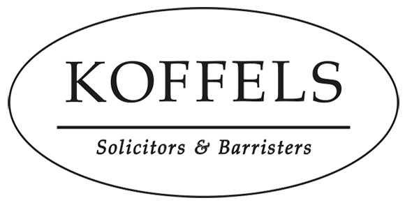 Koffels Solicitors & Barristers logo