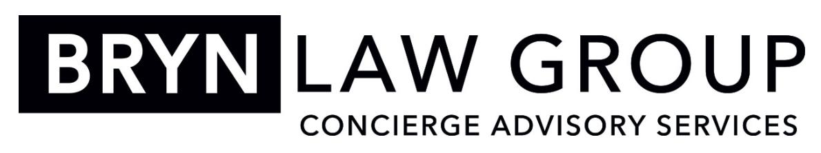 Bryn Law Group logo