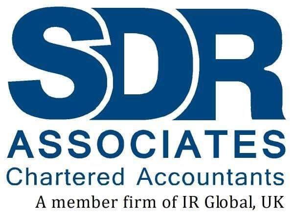 SDR Associates logo