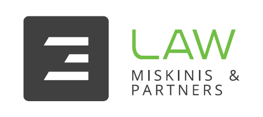 3law Miskinis and Partners Law Office logo