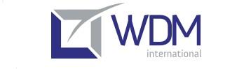 WDM International logo