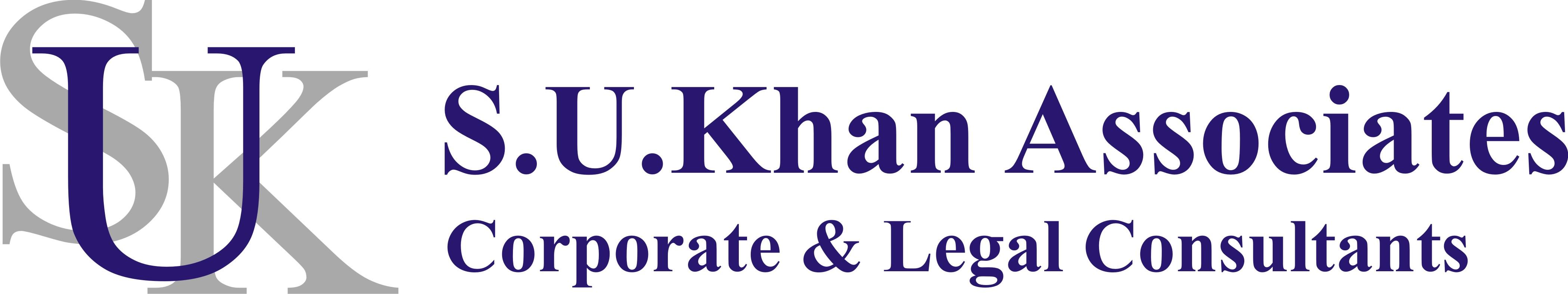 S.U.Khan Associates Corporate & Legal Consultants logo