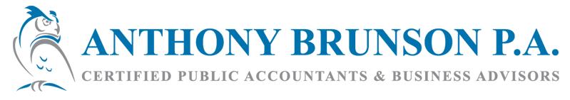 Anthony Brunson P.A. logo
