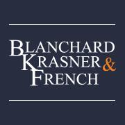 Blanchard, Krasner & French logo