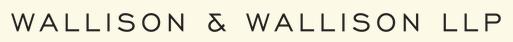 WALLISON & WALLISON LLP