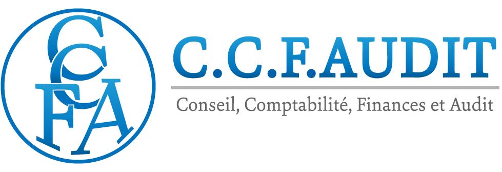 C.C.F-AUDIT logo