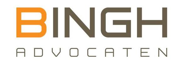 BINGH Advocaten logo