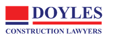 Doyles Construction Lawyers logo