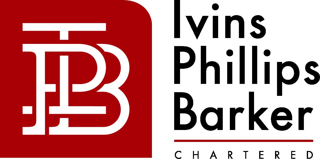 Ivins, Phillips & Barker logo