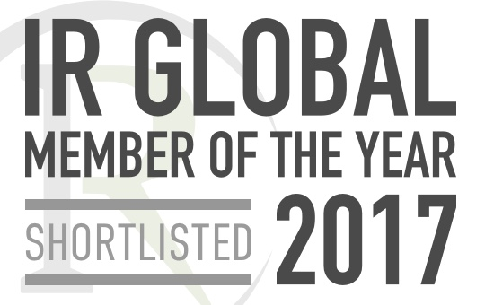 IR Global - Shortlisted 2017