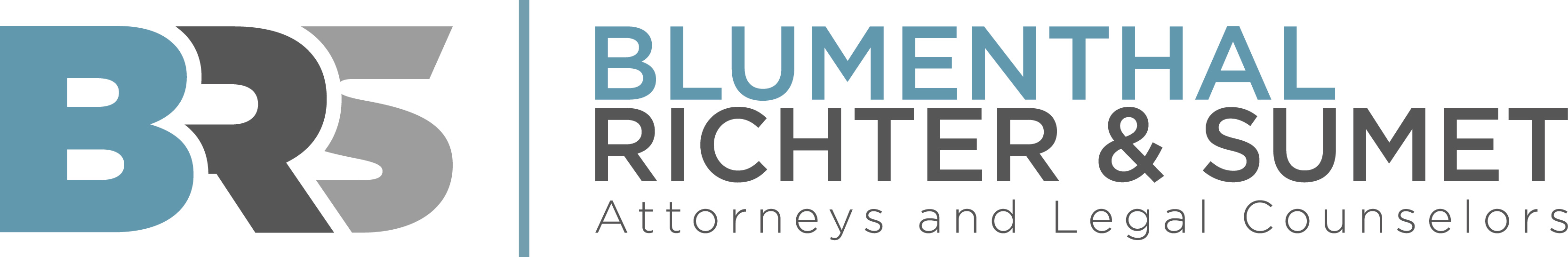 Blumenthal Richter & Sumet logo