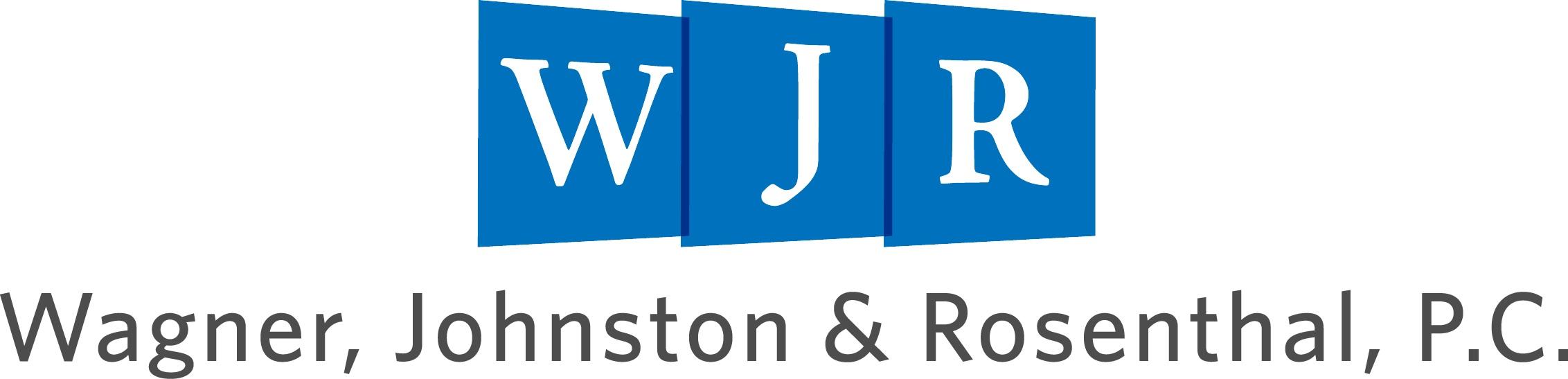 Wagner, Johnston & Rosenthal, P.C.