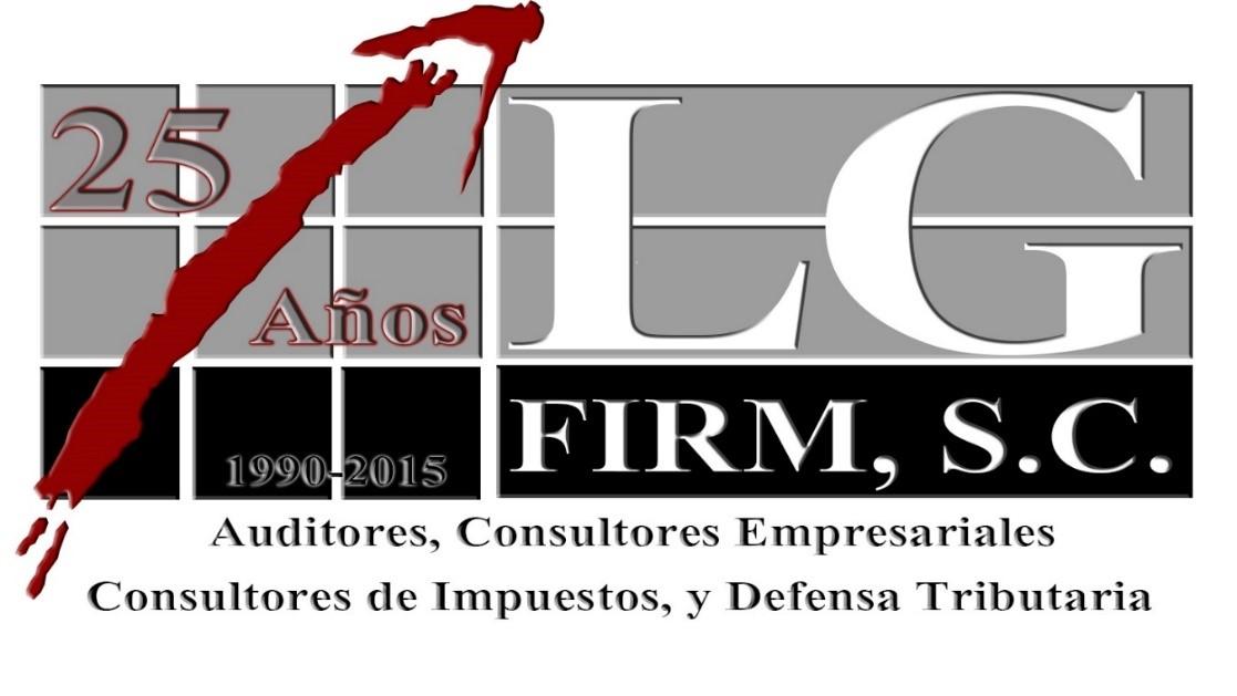 LG Firm, S.C. logo