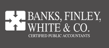 Banks, Finley, White & Co logo