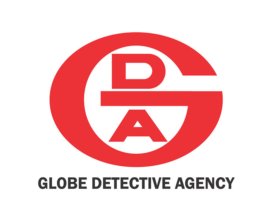 Globe Detective Agency logo