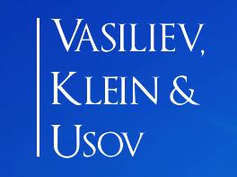 Vasiliev, Klein & Usov logo